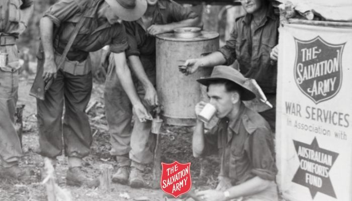 Salvos make 'Anzac Day at home' resources available online